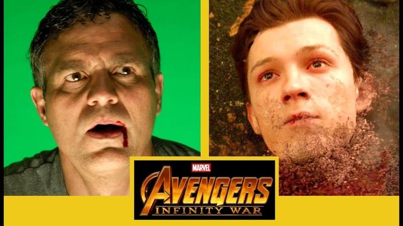 AVENGERS: INFINITY WAR VFX Reel - Digital Domain (2018) Marvel