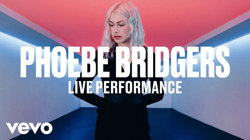Phoebe Bridgers - Scott Street (Live)   Vevo DSCVR