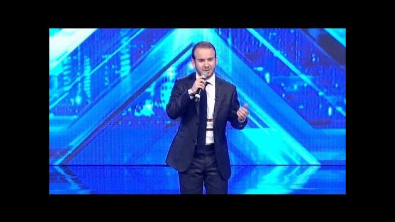 Cumali Özkaya Performansı - X Factor Star Işığı