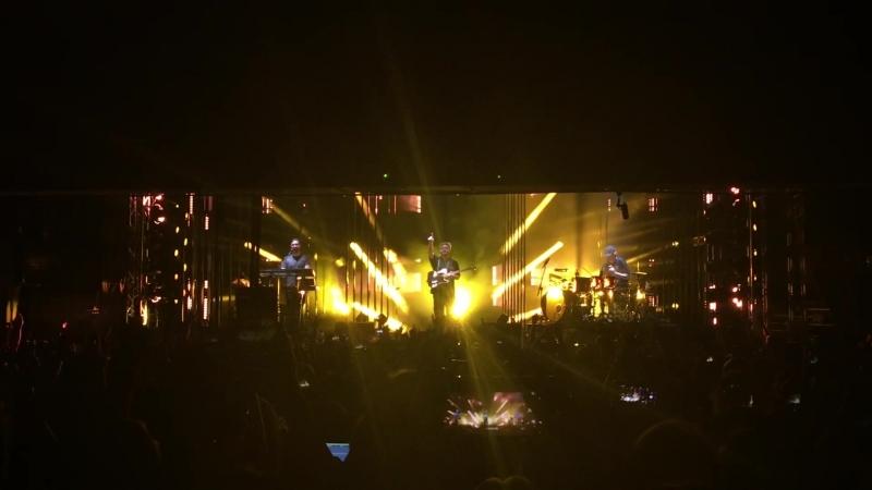 Alt-j Live in Известия Hall 12.05.2018