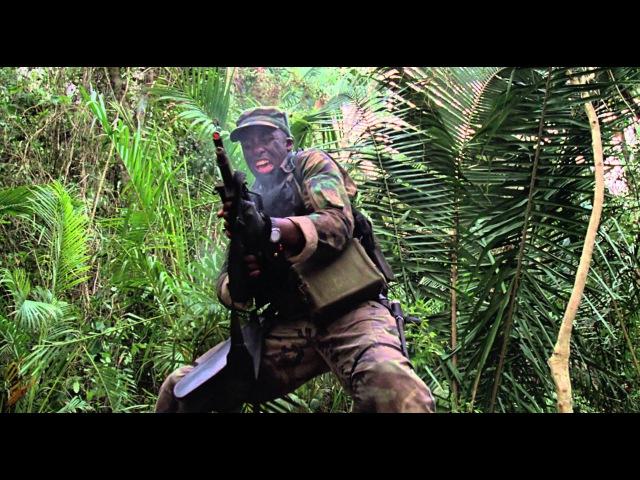 Predator 1 Crazy Shooting Minigun 1080p
