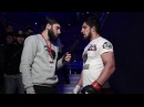 Post-fight interview: Viskhan Magomadov