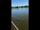 Рыбалка на озере Синец