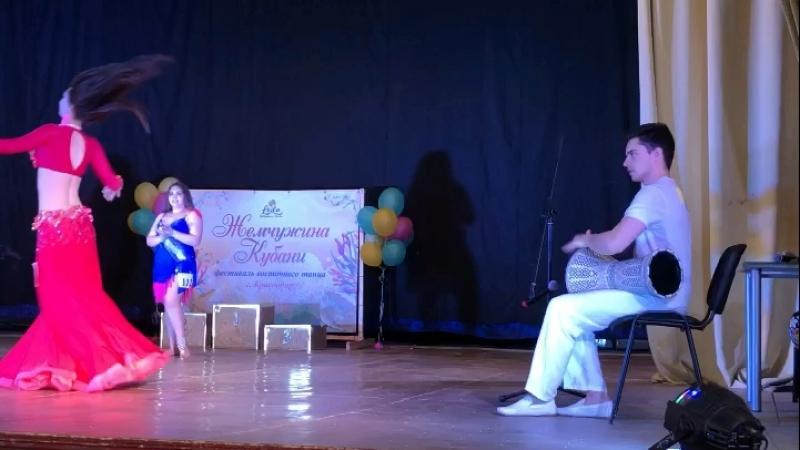 Live tabla/Яна Игнатенко/Тимур Сихарулидзе