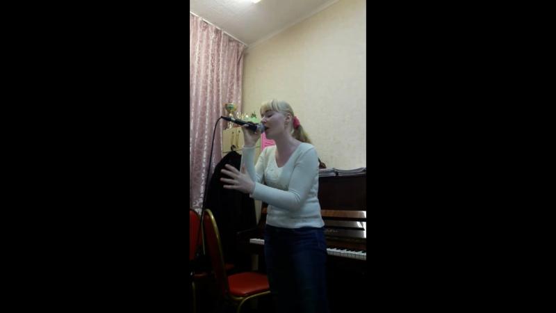 Суярова Анастасия-Плач матери. Репетиция.