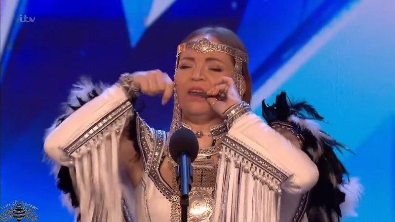 Britains Got Talent 2018 Olena Uutai Full Audition S12E05