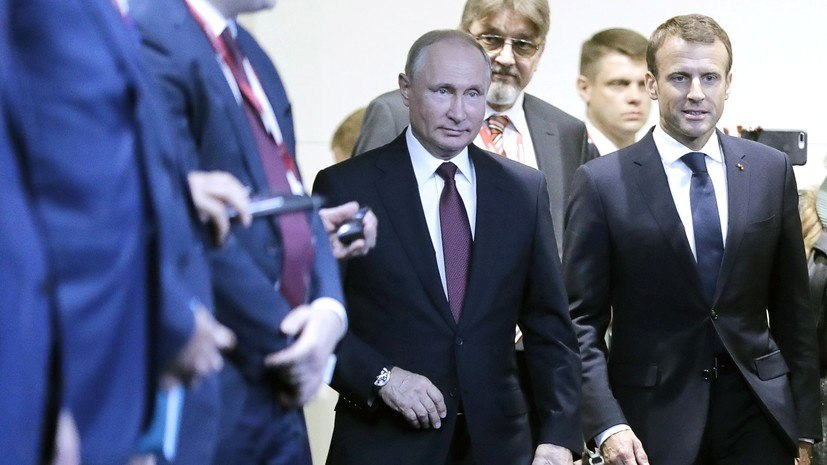 Заявление Путина насчёт расследования крушения малайзийского Boeing