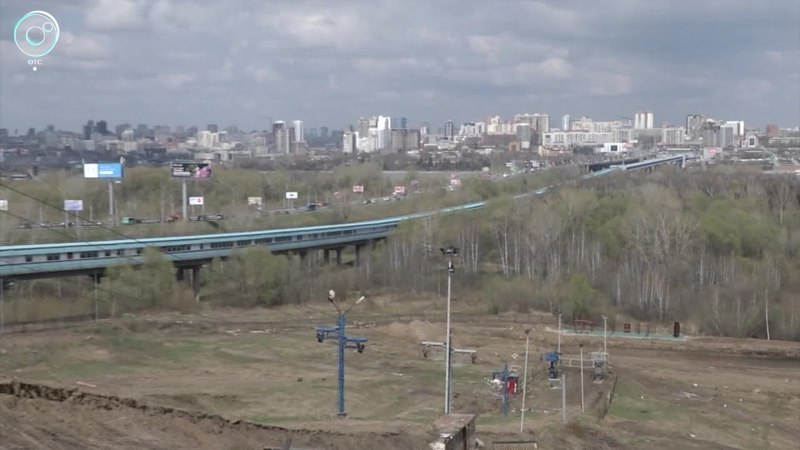 Новосибирские геологи разрабатывают трёхмерную модель участка под строительство новой ледовой арены