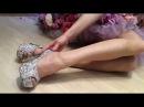 Myriam Klink Sexy Feet on the Floor اقدام ميريام كلينك الجميلة على الار1