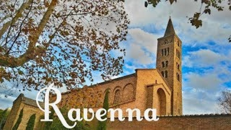 One day trip to Ravenna, Italy