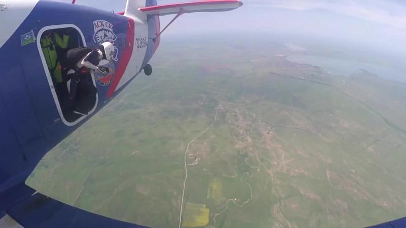 Прыжки с парашютом АСК СК