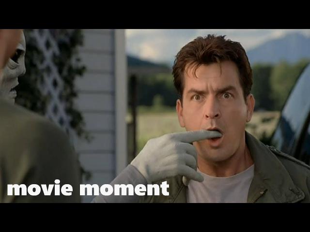 Очень страшное кино 3 2003 Мирные пришельцы 11 12 movie moment