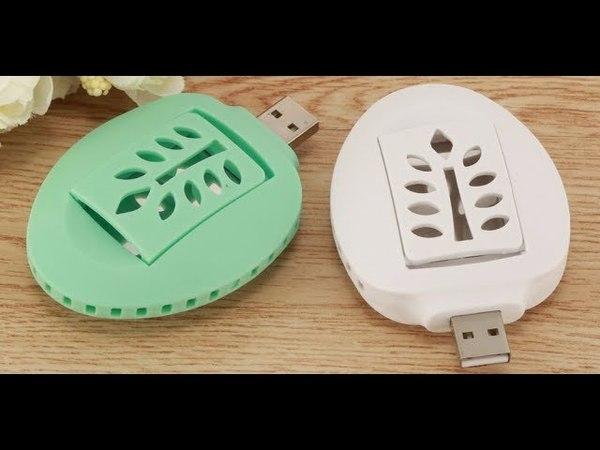 USB Портативный прибор от комаров или Mosqito killer от Nosii