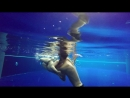 Contact dance under water Alisia Jagruti