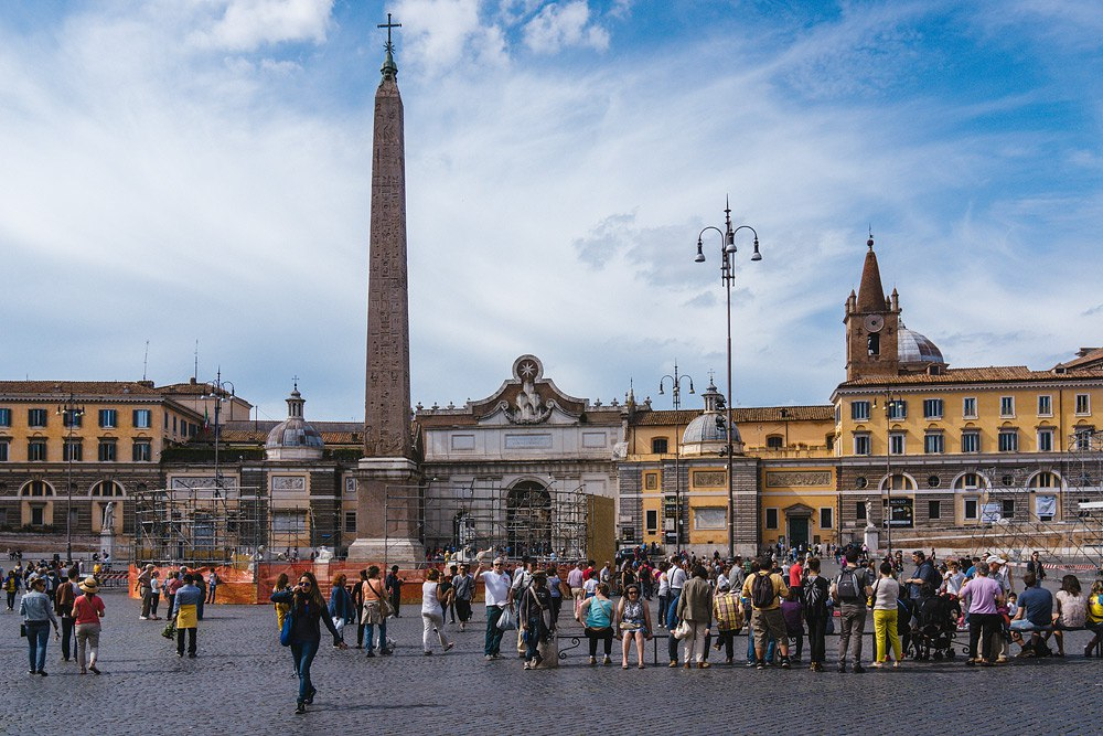 GGLEiIV-DXU Рим. Достопримечательности вечного города.