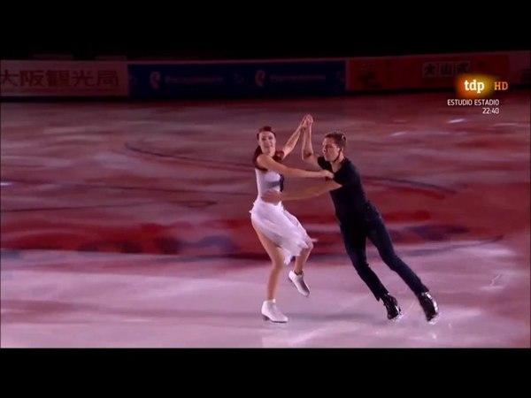 Ekaterina Bobrova Dmitri Soloviev (RUS). Gala. They beat us, but we fly