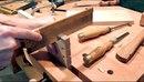 «Ласточкин Хвост» вручную, быстро и аккуратно. Hand-Cut Dovetails Superfast «kfcnjxrby djcn» dhexye., ,scnhj b frrehfnyj. hand-