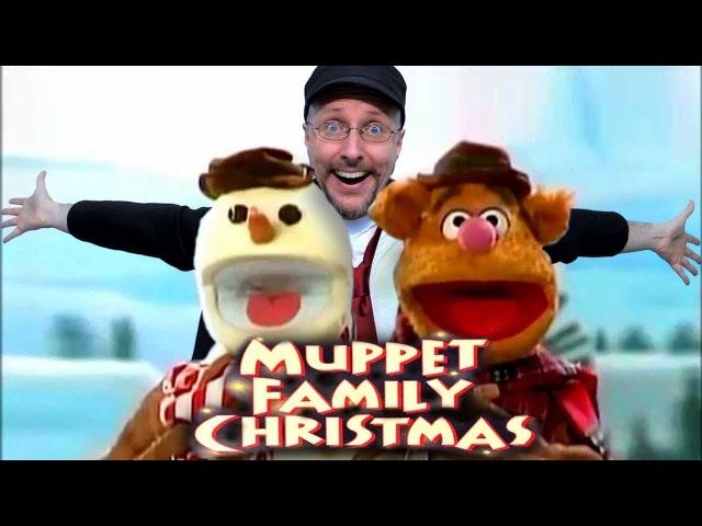 Ностальгирующий Критик - Семейное рождество Маппетов