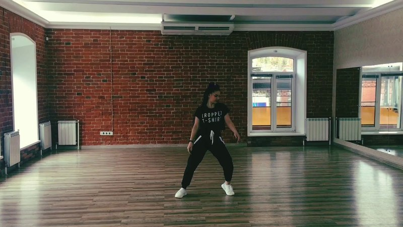Pepper Dem - Stonebwoy Dancehall choreo by Lena Kara