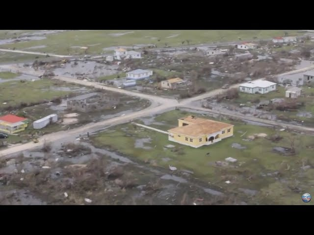 Barbuda is literally rubble, Hurricane Irma destroyed 90% of homes – PM