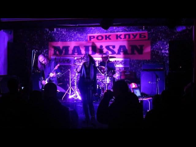 Psychalgia live @Madisan (Krivoj Rog) 20/01/2018