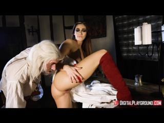 Секс пародия на заколдованную эллу