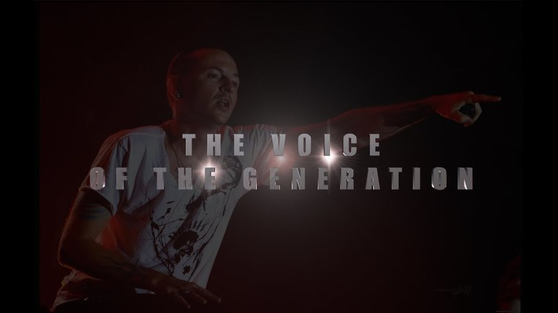 The Voice of the Generation - documentary film tribute to Chester Bennington Linkin Park