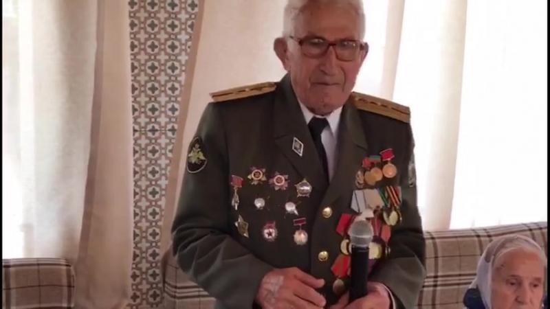 День Победы в КЧР 09.05.2018