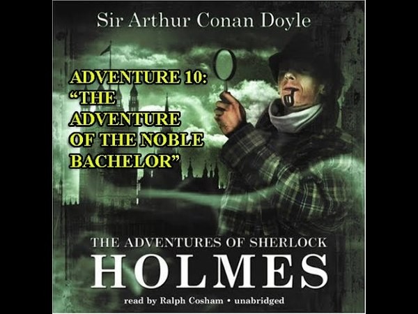 Learn english through story-Advance level-The Adventures of Sherlock Holmes : Adventures 10