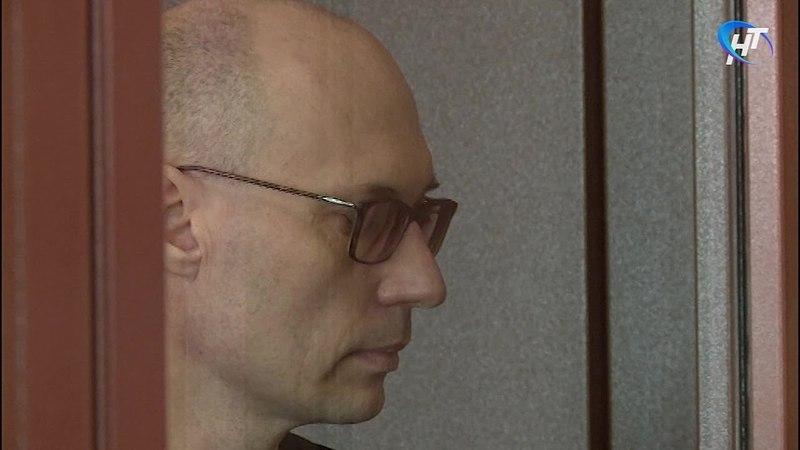 Бывший вице-мэр Вадим Фадеев осужден на 11 лет колонии строго режима