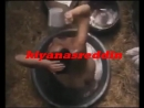 Serpil Çakmaklı anadan doğma çırılçıplak yıkanıyor - memelere gel - nude erotik scene in turk film