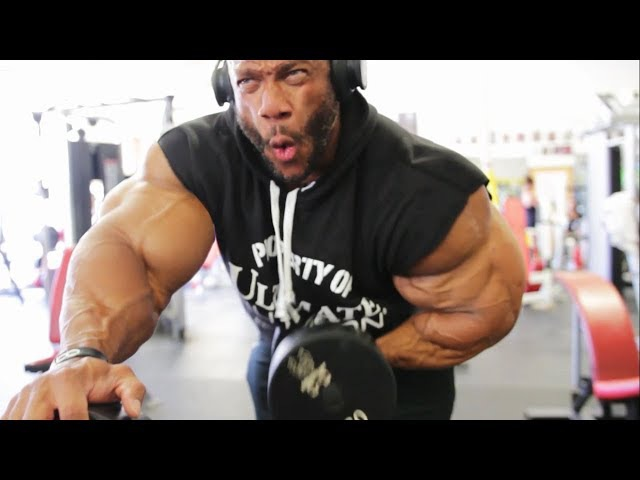 Phil Heath's Biceps Workout - Road To 2018 Mr. Olympia