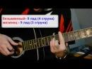 Разбор вступления Лирика (Сектор Газа) в тональности Em | Песни под гитару -