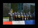Ehrenbataillon Antrittsbesuch Macron