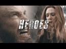 Infinity War Heroes In The Darkest Times