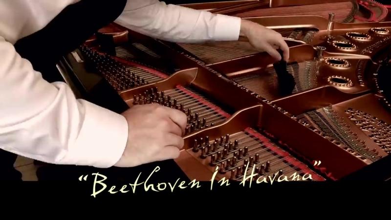 Beethoven In Havana