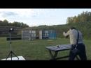 Селигер, Вепрь-КМ, стрельба на 100 м