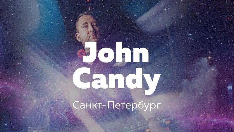 VRMEDIA.TV ПРЕДСТАВЛЯЕТ: 18.05.2018 / John Candy (Санкт-петербург) / Четыре стихии