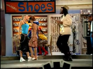 The Black Eyed Peas - Shut Up (клип 2003 Зе блейк ай пис Ферги фердж)