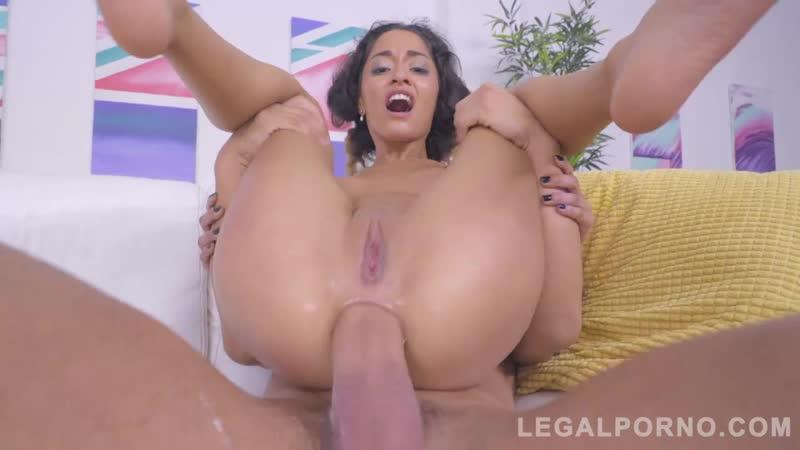 Scarlet Domingo (new porn, Gape, Anal, Latin, Hardcore,