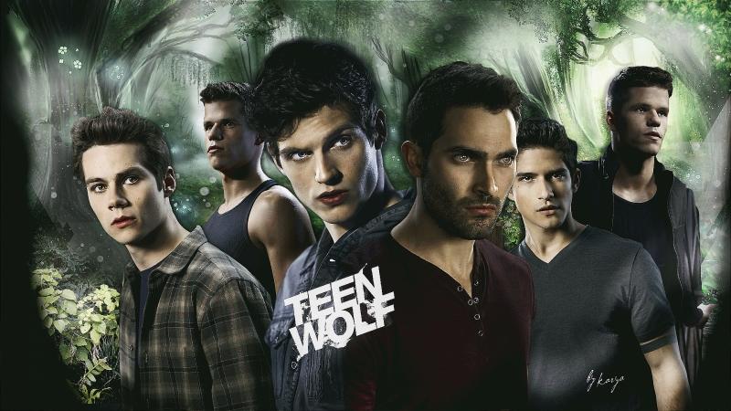 Волчонок 6 сезон 1 7 серии