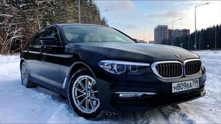 Прощай BMW 520d xDrive G30 - 90000 жестких км.