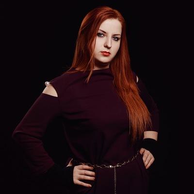 Анастасия Жуковская
