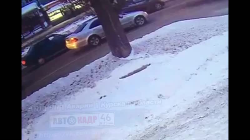 дтп на Колосе 14 01 2019 Сбили пешехода