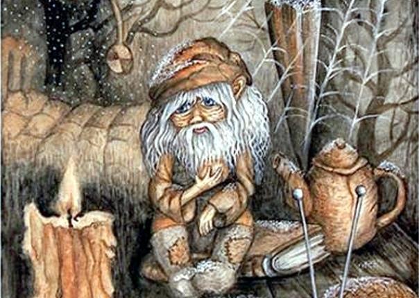 Домовая совесть Пилили тополя - рыдали старые дома. Рыдали их защитники - Домовые. Да и люди с грустным вздохом вспоминали сколько лет прожито под сенью этих теплых, могучих деревьев. Да прошло