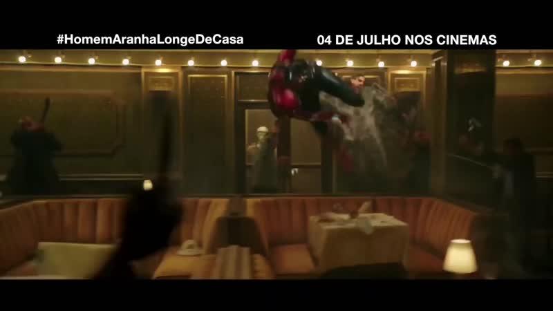 Человек-Паук: Вдали от дома - ТВ-Спот