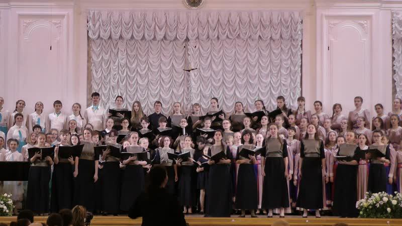 19.05.2019. Сюита на темы популярных песен Я. Дубравина