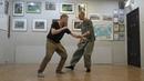 Русское боевое искусство, Вхождение, занятие 15 апреля 2019, фрагменты.