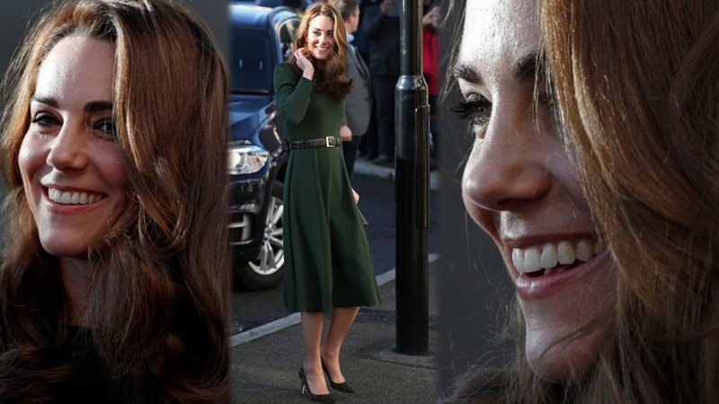 Catherine, Duchess Of Cambridge Launches Family Action Support Line in Lewisham