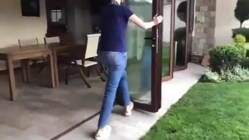 Складная дверь-гармошка на веранде crkflyfz ldthm-ufhvjirf yf dthfylt